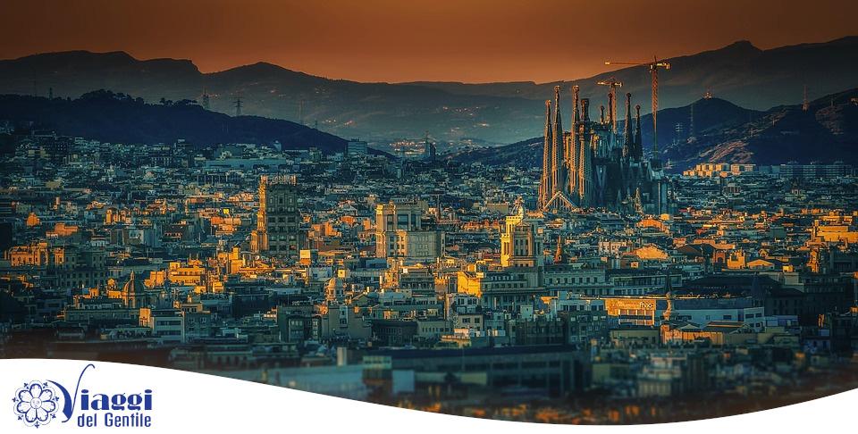 BARCELLONA agosto 2019 - Viaggi del GentileViaggi del Gentile